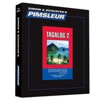 Pimsleur Tagalog Level 2 by Paul Pimsleur audiobook