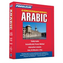 Pimsleur Arabic (Eastern) Conversational Course - Level 1 Lessons 1-16 by Paul Pimsleur audiobook