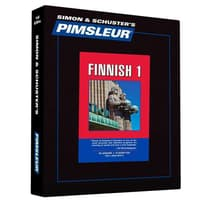 Pimsleur Finnish Level 1 by Paul Pimsleur audiobook