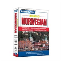 Pimsleur Norwegian Basic Course - Level 1 Lessons 1-10 by Paul Pimsleur audiobook