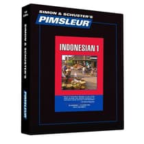 Pimsleur Indonesian Level 1 by Paul Pimsleur audiobook
