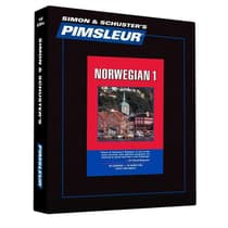 Pimsleur Norwegian Level 1 by Pimsleur  audiobook