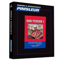 Pimsleur Dari Persian Level 1 by Paul Pimsleur audiobook