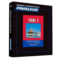 Pimsleur Thai Level 1 by Paul Pimsleur audiobook