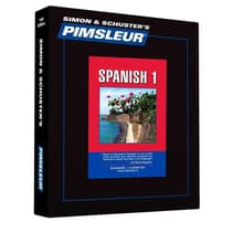 Pimsleur Spanish Level 1 by Paul Pimsleur audiobook