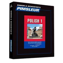 Pimsleur Polish Level 1 by Paul Pimsleur audiobook