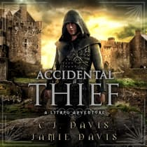 Accidental Thief by Jamie Davis audiobook