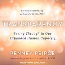 Transparency by Penney Peirce audiobook