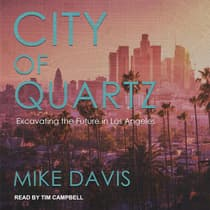 City of Quartz by Mike Davis audiobook