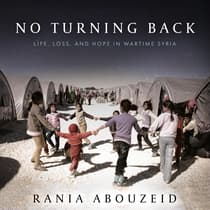 No Turning Back by Rania Abouzeid audiobook