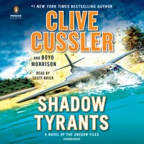 Shadow Tyrants by Clive Cussler audiobook
