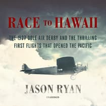 Race to Hawaii by Jason Ryan audiobook