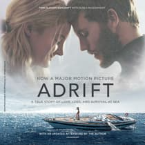 Adrift by Tami Oldham Ashcraft audiobook