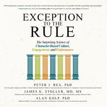 Exception to the Rule by Alan Kolp audiobook