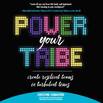 Power Your Tribe by Christine Comaford audiobook