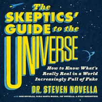 The Skeptics' Guide to the Universe by Steven Novella audiobook