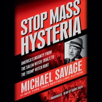 Stop Mass Hysteria by Michael Savage audiobook