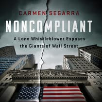 Noncompliant by Carmen Segarra audiobook