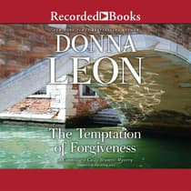 The Temptation of Forgiveness by Donna Leon audiobook