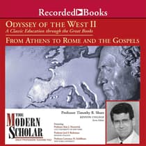 Odyssey of the West II by Timothy B. Shutt audiobook