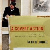 A Covert Action by Seth G. Jones audiobook