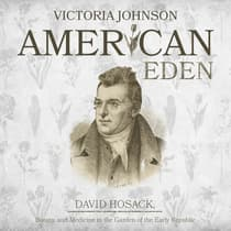 American Eden by Victoria Johnson audiobook