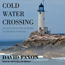 Cold Water Crossing by David Faxon audiobook