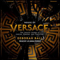 House of Versace by Deborah Ball audiobook