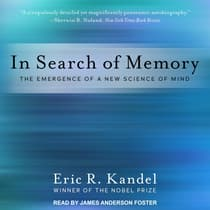 In Search of Memory by Eric R. Kandel audiobook