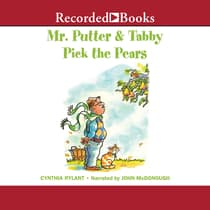 Mr. Putter & Tabby Pick the Pears by Cynthia Rylant audiobook