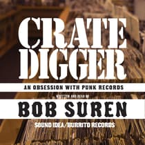 Crate Digger by Bob Suren audiobook