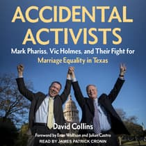 Accidental Activists by David Collins audiobook