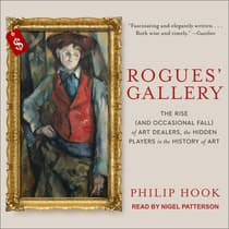 Rogues' Gallery by Philip Hook audiobook