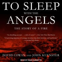 To Sleep with the Angels by David Cowan audiobook