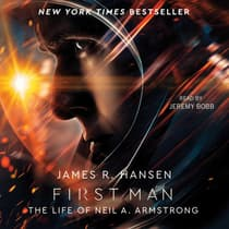 First Man by James R. Hansen audiobook