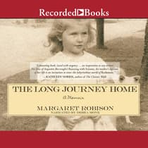 The Long Journey Home by Margaret Robison audiobook