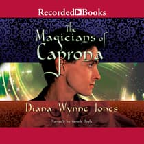 The Magicians of Caprona by Diana Wynne Jones audiobook