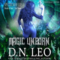 Magic Unborn by D.N. Leo audiobook