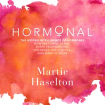 Hormonal by Martie Haselton audiobook