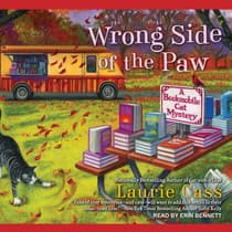 Wrong Side of the Paw by Laurie Cass audiobook