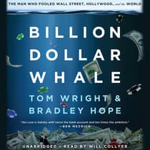 Billion Dollar Whale by Tom Wright audiobook