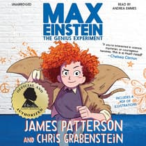 Max Einstein: The Genius Experiment by James Patterson audiobook