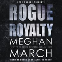Rogue Royalty by Meghan March audiobook