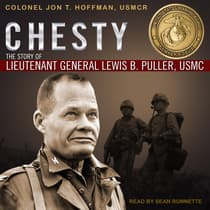 Chesty by Jon T. Hoffman audiobook