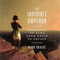 The Invisible Emperor by Mark Braude audiobook