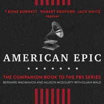 American Epic by Elijah Wald audiobook