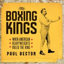 The Boxing Kings by Paul Beston audiobook