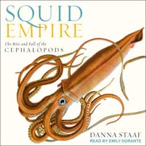 Squid Empire by Danna Staaf audiobook