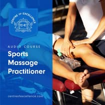 Sports Massage by Centre of Excellence audiobook