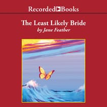 The Least Likely Bride by Jane Feather audiobook